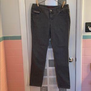 Grey ELLE skinny jeans